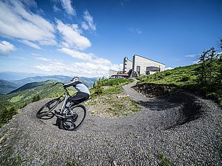 Bike Area Bad Kleinkirchheim - Flow Country Trail Bad Kleinkirchheim